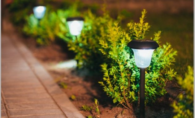 Add Landscape Lighting