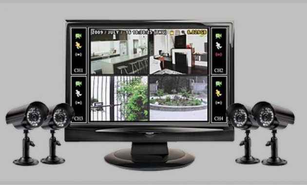Home Security Monitoring to Protect Your Family