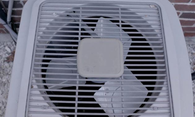 Replacing a central air conditioner