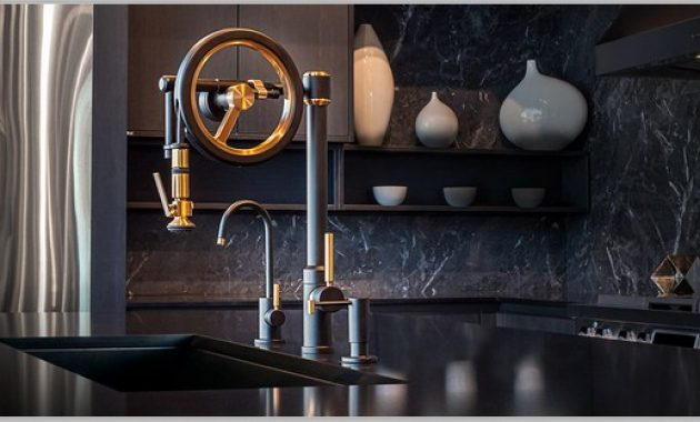 Faucets Now Design Your Interiors Around This Accessory