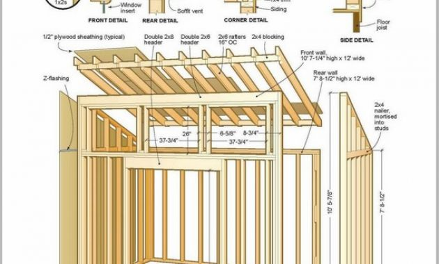 What to Consider Before Getting Free Shed Plans