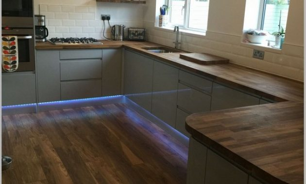 Worktops for a New Kitchen
